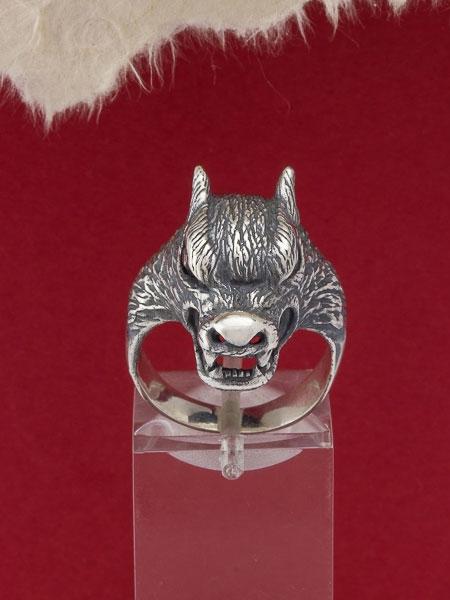 Сребърен пръстен - R462