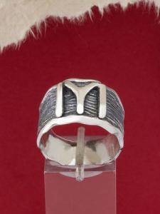 Сребърен пръстен - R463