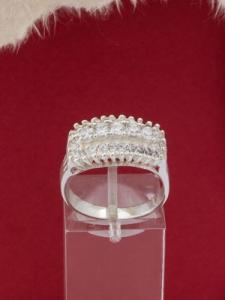 Сребърен пръстен - R465