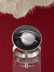 Сребърен пръстен - SRK29