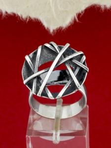 Сребърен пръстен - SRK30