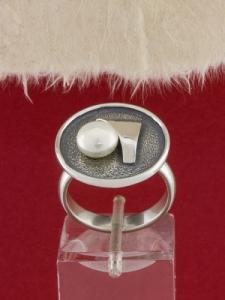 Сребърен пръстен - SRK31