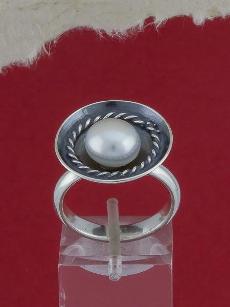 Сребърен пръстен - SRK71
