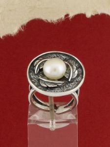 Сребърен пръстен - SRK76