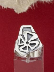 Сребърен пръстен - SRK79