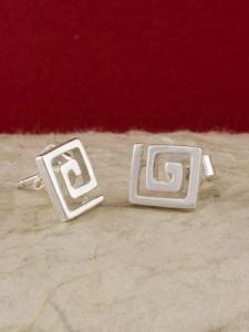 Сребърни обици - E136 Small