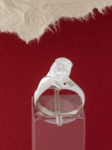 Сребърен пръстен - R434