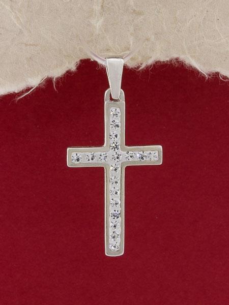 Сребърен медальон - P336