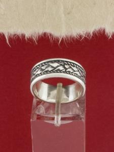 Сребърен пръстен - R468