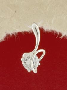 Сребърен медальон - P184925
