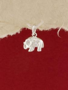 Сребърен медальон - P192056