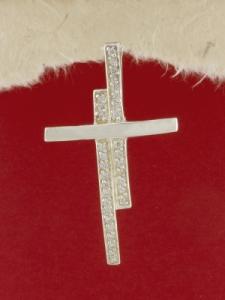 Сребърен медальон - P193159
