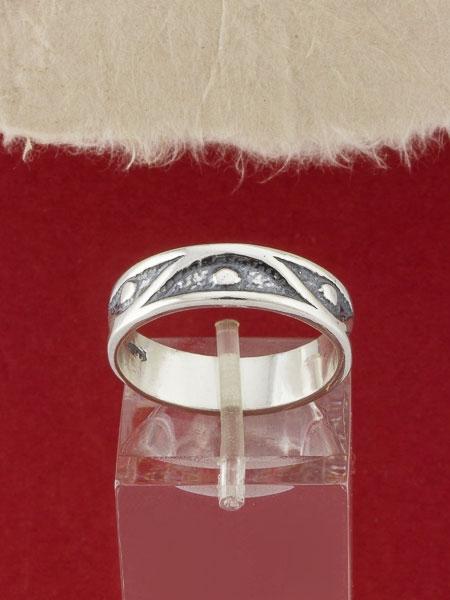Сребърен пръстен - R95