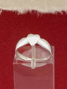 Сребърен пръстен - R124