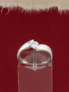 Сребърен пръстен - R240