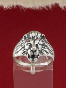 Сребърен пръстен - R338