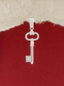 Сребърен медальон - P153CZ