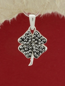Сребърен медальон - P289