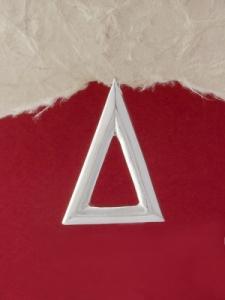 Сребърен медальон - M236S