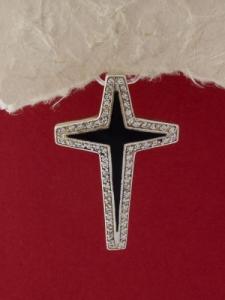 Сребърен медальон - M330S