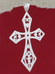 Сребърен медальон - ME497S