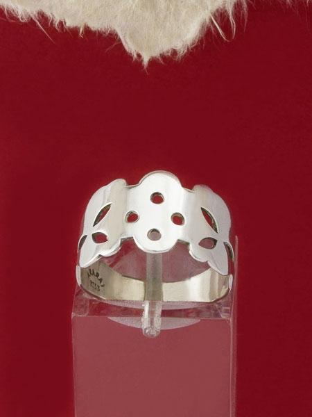Сребърен пръстен - MR1