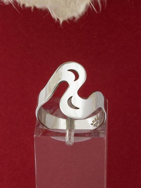 Сребърен пръстен - MR2