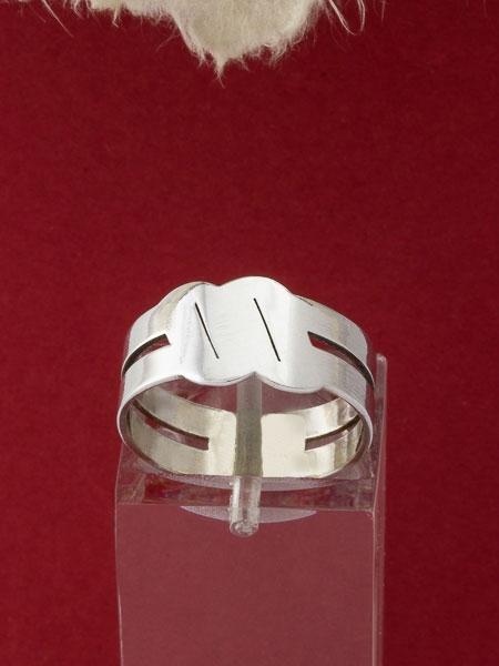 Сребърен пръстен - MR5