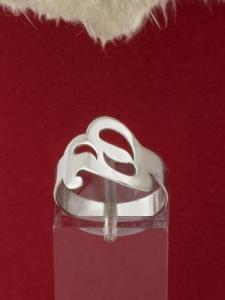 Сребърен пръстен - MR6