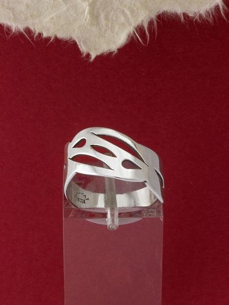 Сребърен пръстен - MR7