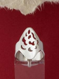Сребърен пръстен - MR8