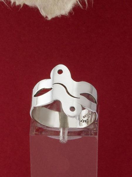 Сребърен пръстен - MR11