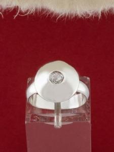 Сребърен пръстен - R020S
