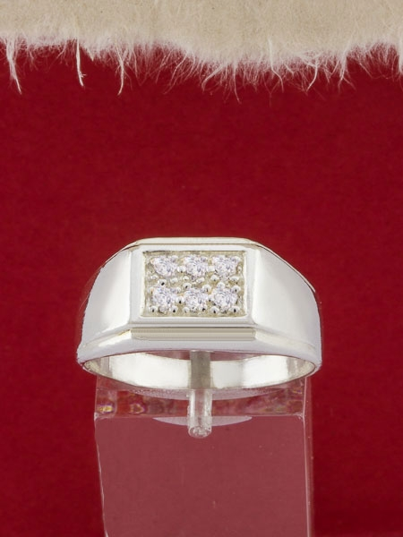 Сребърен пръстен - R344S