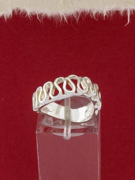 Сребърен пръстен - R413S