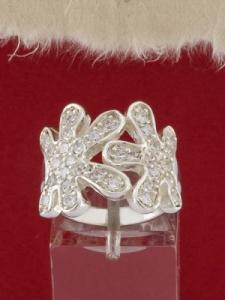 Сребърен пръстен - R721S