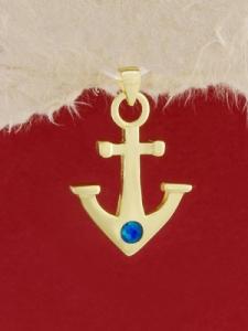Сребърен медальон със златно родиево покритие - P-TOPM-0070.GB