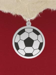 Сребърна футболна топка - GR4
