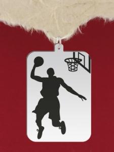 Сребърен медальон за гравиране - GR12