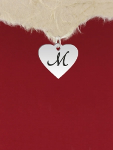 Сребърено сърце  - GR16