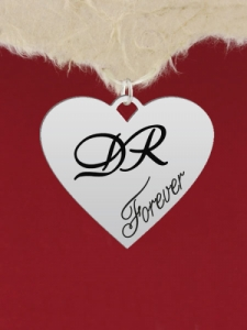 Сребърено сърце  - GR20
