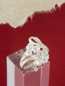 Сребърен пръстен - R470