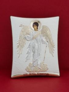 Сребърна икона - Св. Ангел Пазител - 148TBR1FWC