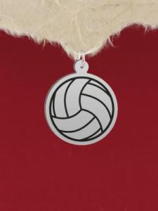 Сребърен медальон за гравиране - GR45