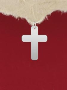 Сребърен медальон - GR49