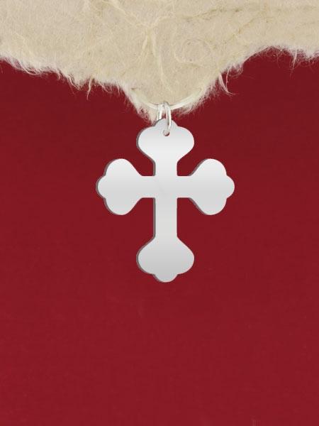 Сребърен медальон - GR56