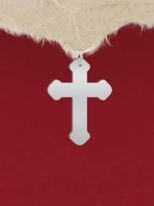 Сребърен медальон - GR63
