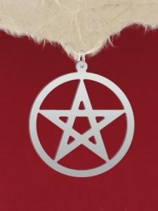 Сребърен медальон - GR79