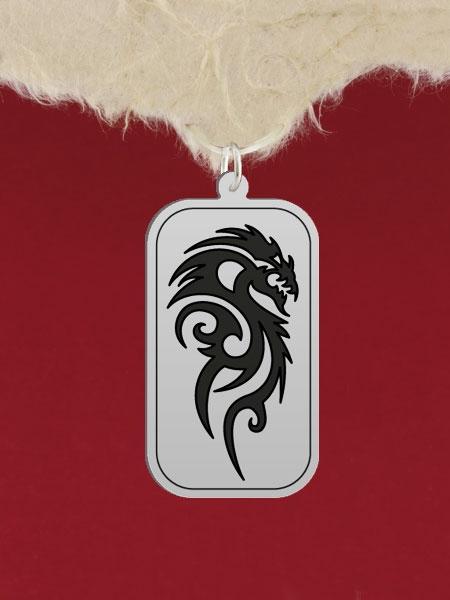 Сребърен медальон - GR81