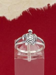 Сребърен пръстен - RM134AS